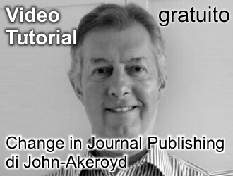 Changes in Journal Publishing